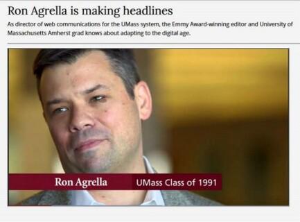 Ron Agrella Boston.com Journalism