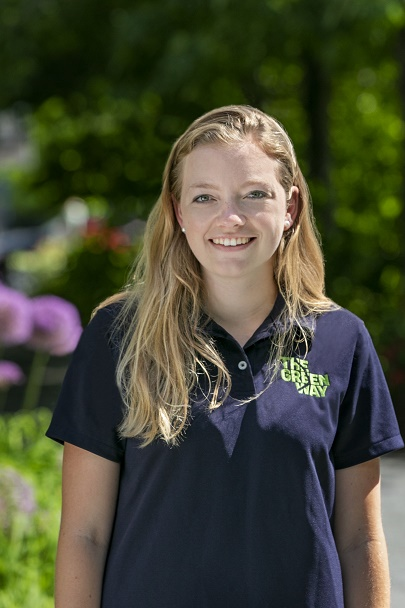 Olivia Horte'19, Sustainable Community Development