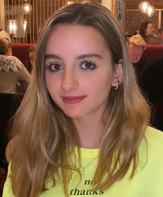 Patricia Pasin'22